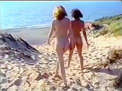 Nude beach vintage enema...