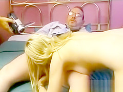 Anal fucked retro amateur gets cum in mouth...