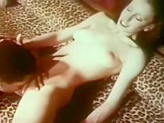 Terri hall 1974 interracial loop usa white woman...