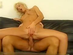 Beautiful blonde skinny german mature milf slut hardcore...