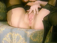 Vintage group ass fucking...