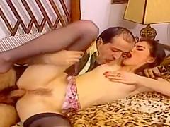Rebecca sex at a italian motel...