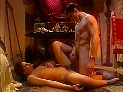 Crazy with charlotte stephie and marc dorcel...