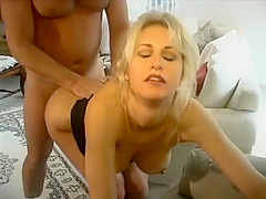 First anal scene...