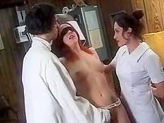 Orgasmic torture in satans surgery...
